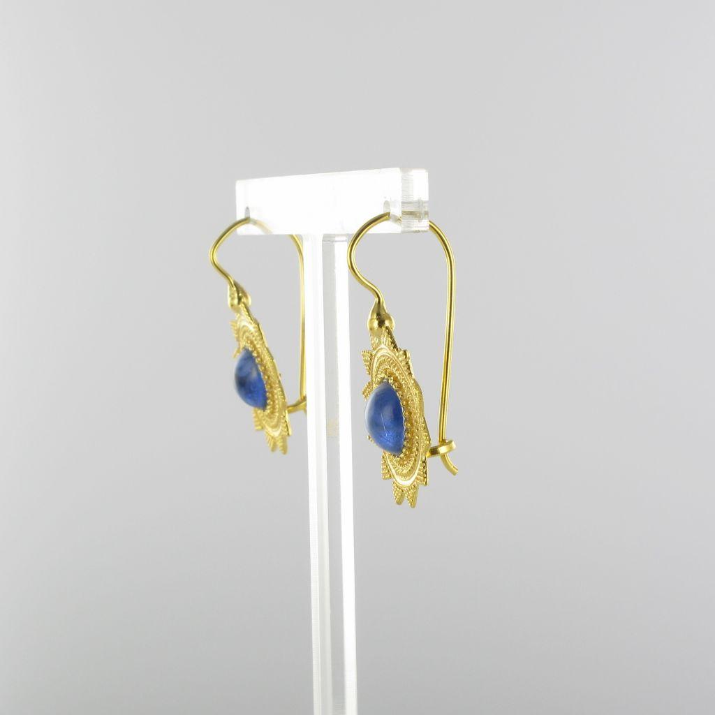 Boucles d'oreilles Etoile
