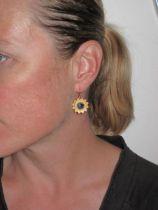 Boucles d 'oreilles Etoile