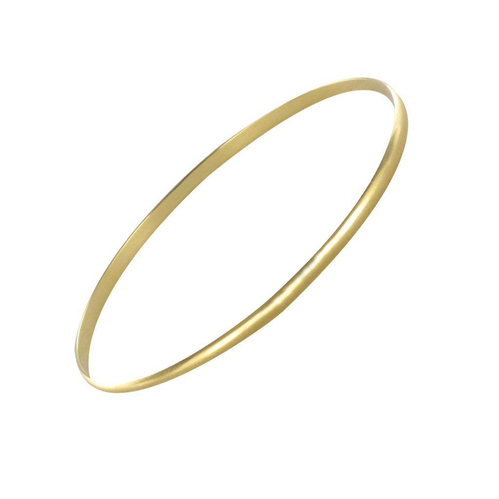 Bracelet jonc en or
