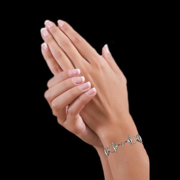 Bracelet Mors Argent