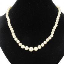 Collier de perles du Japon en chute