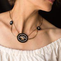 collier femme ancien