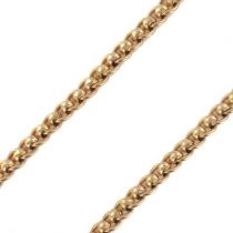 Rose Gold Antique Chain