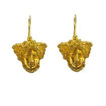 Venetian masks earrings