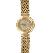 Vintage Jaeger Lecoultre Ladies Gold Watch