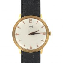 Vintage Sobior gold men's watch