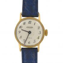 1960s Vintage Jaeger LeCoultre Incabloc Women's Watch