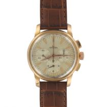 1960s Retro Omega 18 Karat Gold Men\'s Watch