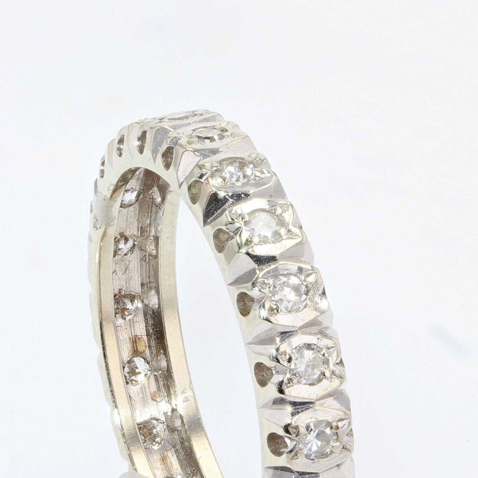 Alliance diamants 0.65 carat