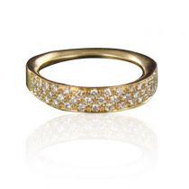 Alliance Diamants Or jaune