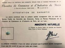 Amazonite naturelle