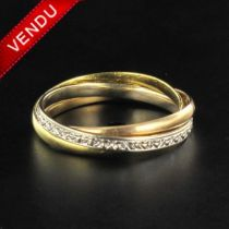 Bague 3 ors occasion