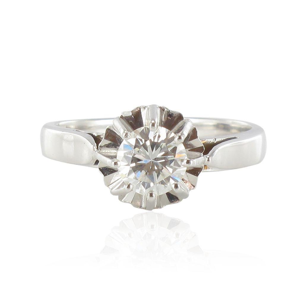 bague diamant ancienne ebay