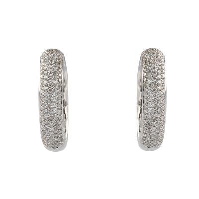 Boucles d\'oreilles Diamants
