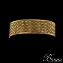 Bracelet ancien or jaune