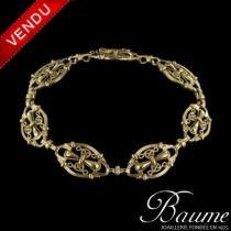 Bracelet ancien or