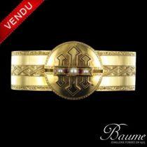 Bracelet ancien Perles