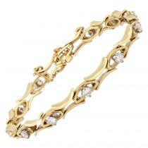 Bracelet Diamants