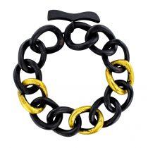 Bracelet en ébène