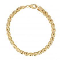 Bracelet occasion en or jaune