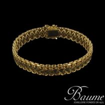 Bracelet Or ancien