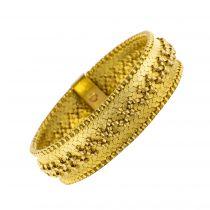 Bracelet vintage or
