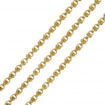 Chaine ancienne sautoir en or