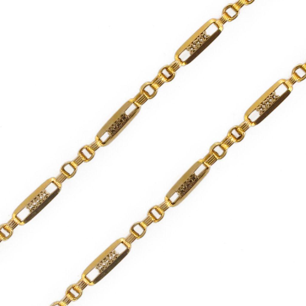 chaine de montre ancienne en or collier ancien or bijouxbaume. Black Bedroom Furniture Sets. Home Design Ideas