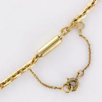 Collier en or motif rayonnant vintage