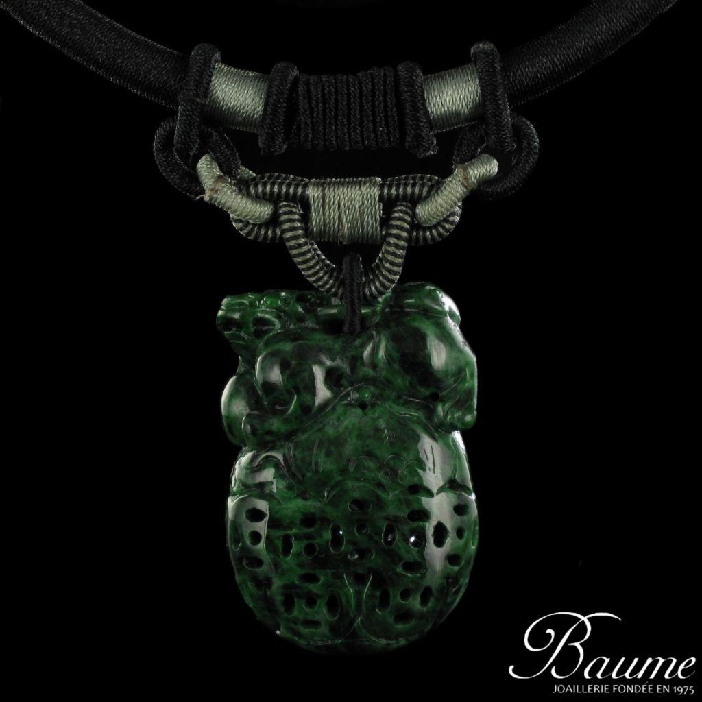 Collier Jade sur lien