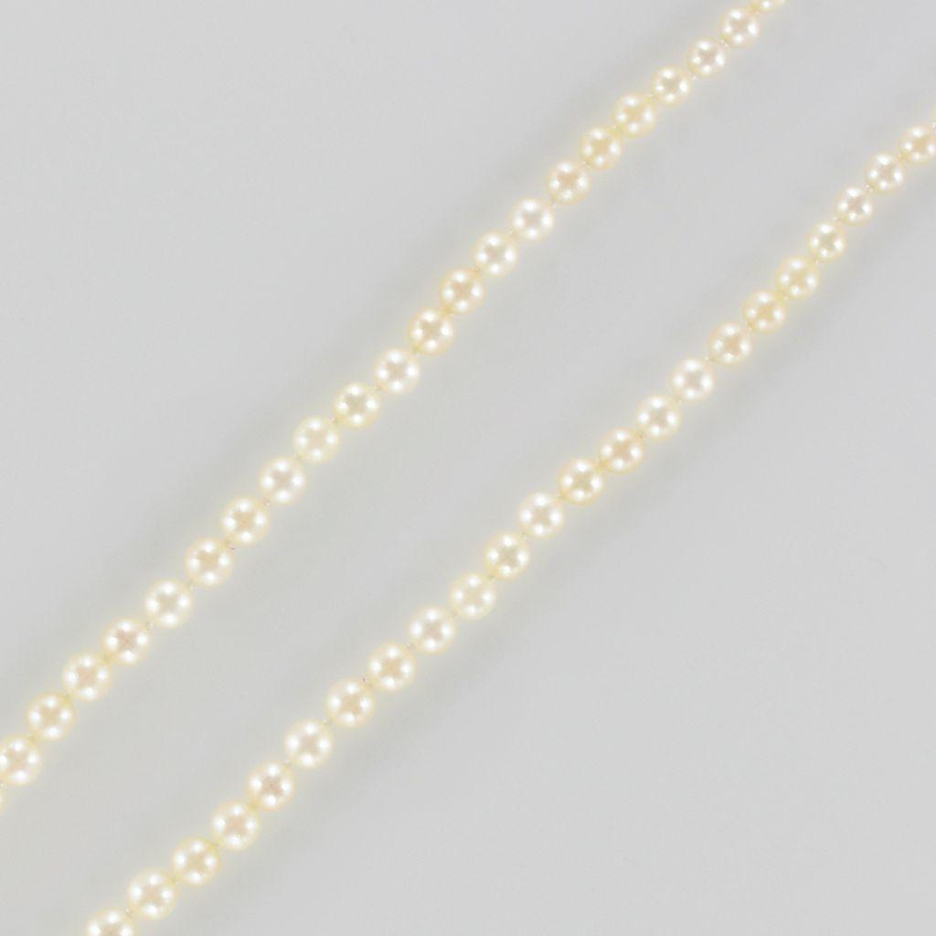 Collar-cuentas-Japon-Oro-amarillo-18K-Vintage-Clasico-collar