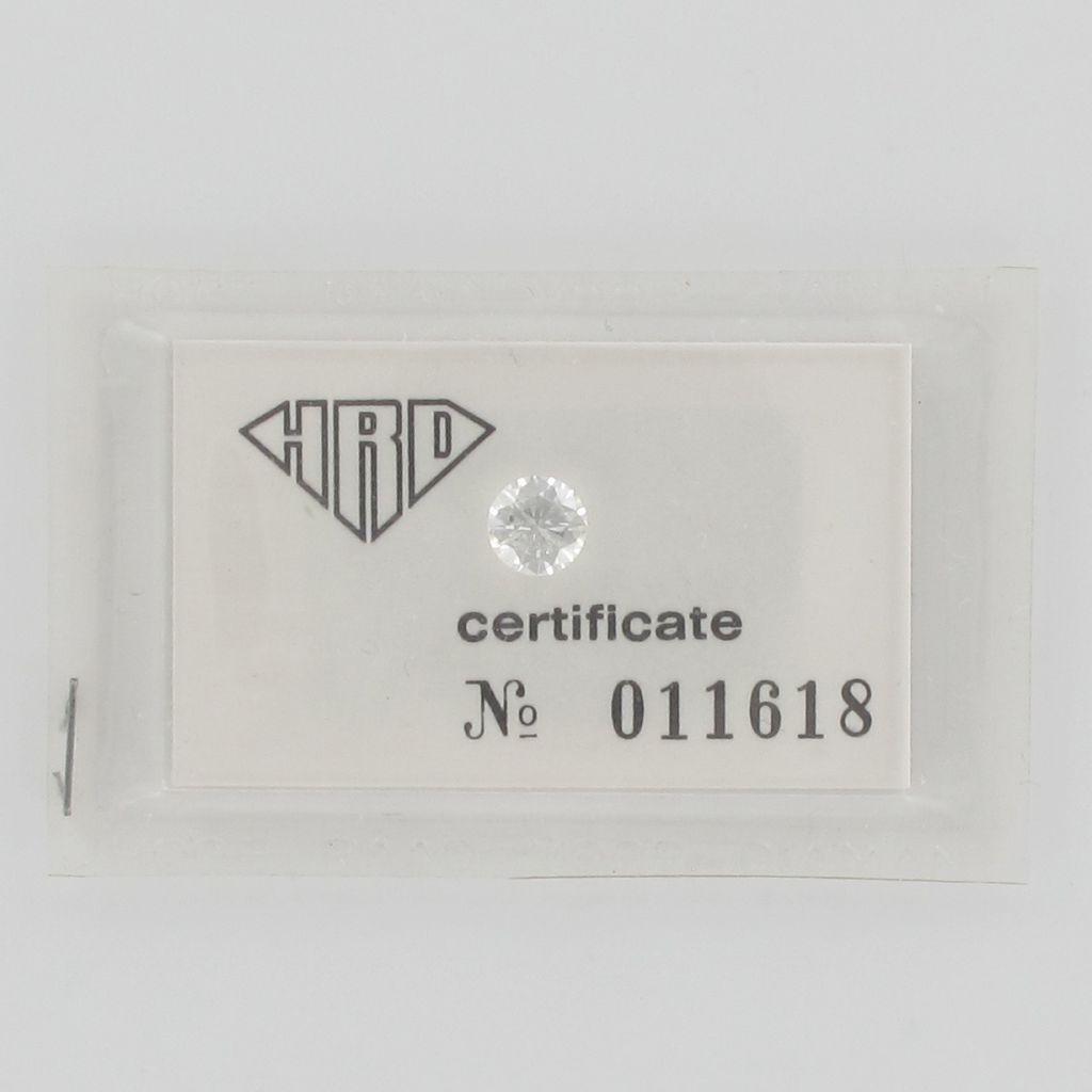 Diamant 1.01 Carat