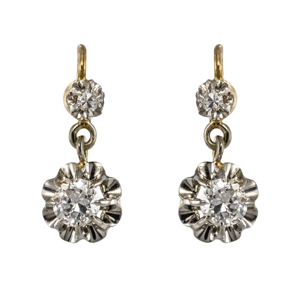 Dormeuses or diamants