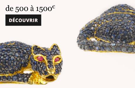 Bijoux de 500 à 1500€