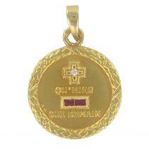 Médaille ancienne souvenir