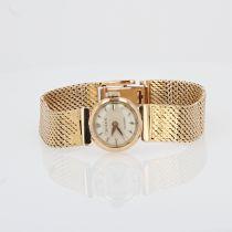 Montre de dame en or Rolex