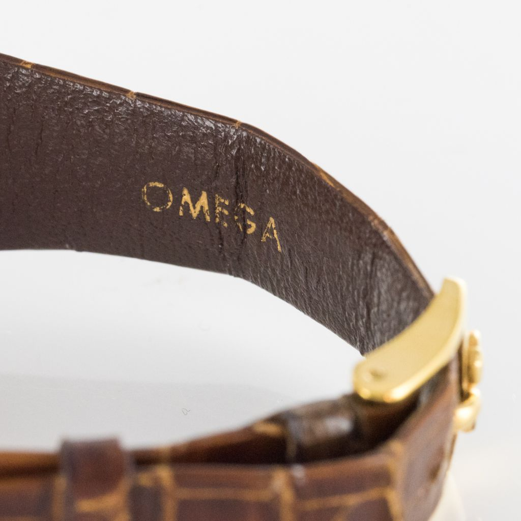 Montre Oméga De Ville Vintage