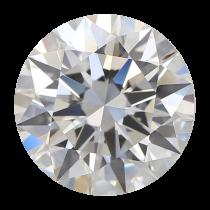 New Diamond Gold Hoop Earrings