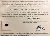 Onyx naturel
