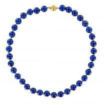 Pearl Coral Onyx Ebony Long Necklace