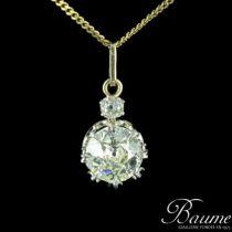 Pendentif Diamant 2.10 carats